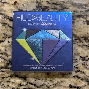 BNIB Huda Beauty Sapphire Obsessions Palette